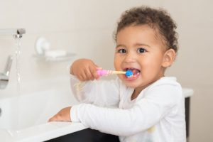 Don't Neglect Primary Teeth