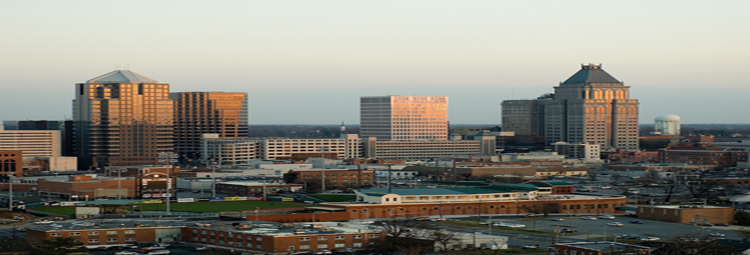 High Point Nc Skyline Pictures To Pin On Pinterest Pinsdaddy