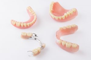 How Partial Dentures Works