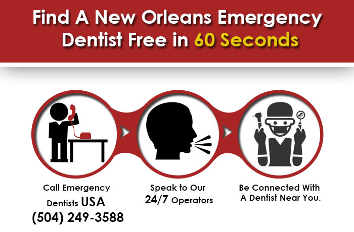 emergency dental New Orleans