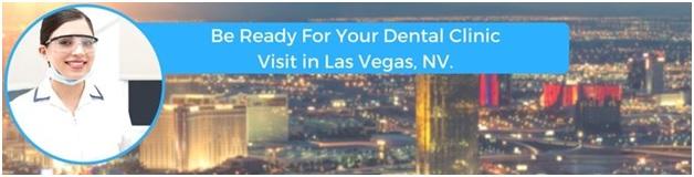dental clinic visit in las vegas image