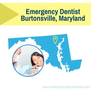 emergency dentist burtonsville md