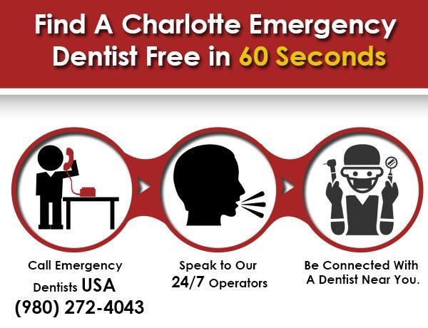 Find an emergency dentist in charlotte nc